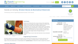 Broken Bones & Biomedical Materials