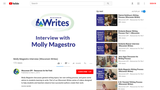 Molly Magestro Interview (Wisconsin Writes)