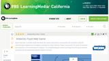 Antarctic Food Web Game