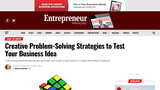 Creative Problem-Solving Strategies to Test Your Business Idea