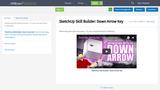 SketchUp Skill Builder: Down Arrow Key