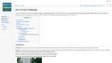 ISKME's Sun Curve Design Challenge Project Wiki Page
