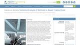 Statistical Analysis of Methods to Repair Cracked Steel