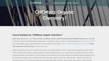 Organic Chemistry I
