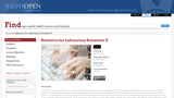 Statistics for Laboratory Scientists II