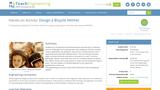 Design a Bicycle Helmet
