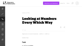 2.NBT Looking at Numbers Every Which Way
