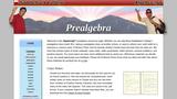 Algebra2Go - Prealgebra