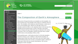 The Composition of the Earth's Atmosphere