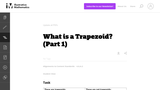 4.G What is a Trapezoid? (Part 1)