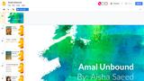 Global Read Aloud:  Amal Unbound