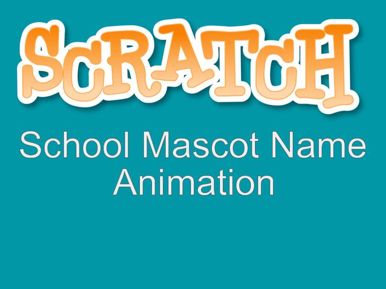 School Mascot Name Animation
