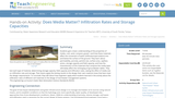Does Media Matter? Infiltration Rates and Storage Capacities