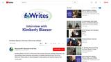 Kimberly Blaeser Interview (Wisconsin Writes)
