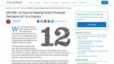 12 Keys to Making Smart Financial Decisions