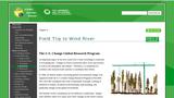 Field Trip to Wind River