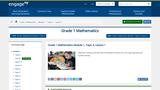 Grade 1 Mathematics Module 1, Topic A, Lesson 1
