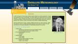 Weather Satellite and Orbits
