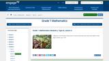 Grade 1 Mathematics Module 6, Topic B, Lesson 3