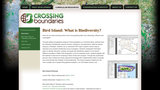 Bird Island:  What is Biodiversity?