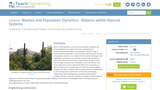 Biomes and Population Dynamics - Balance within Natural Systems