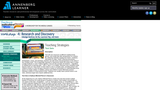 Teaching Multicultural Literature: Teaching Strategies - Text Sets