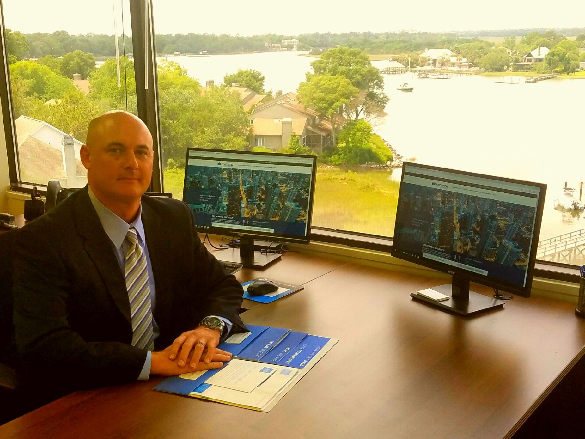 Edward Guidry, financial advisor Kiawah Island SC