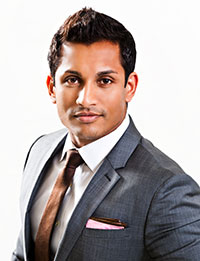 Virajith Wijeweera, financial advisor Laplace LA
