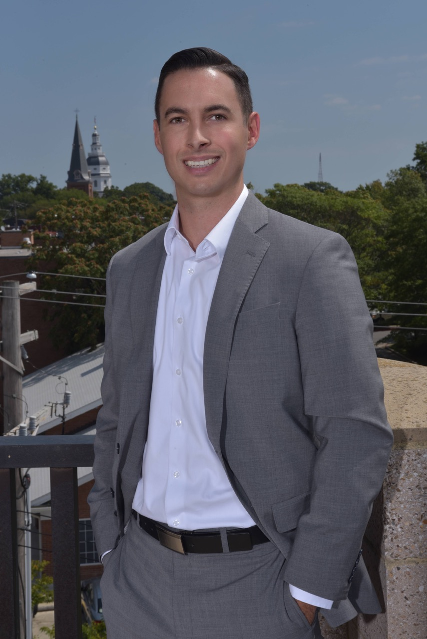 Aaron Cirksena, financial advisor Annapolis MD