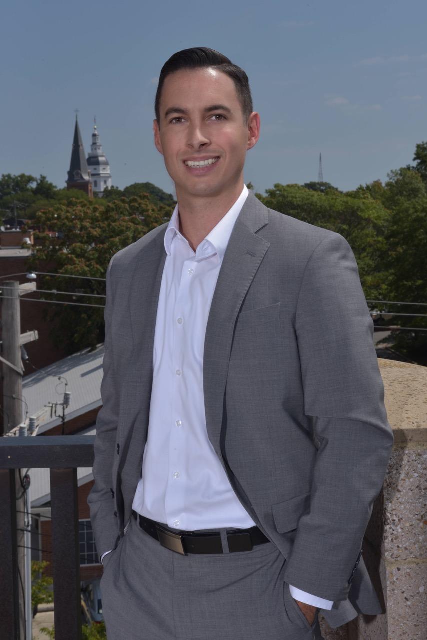 Aaron Cirksena, financial advisor Annapolis MD