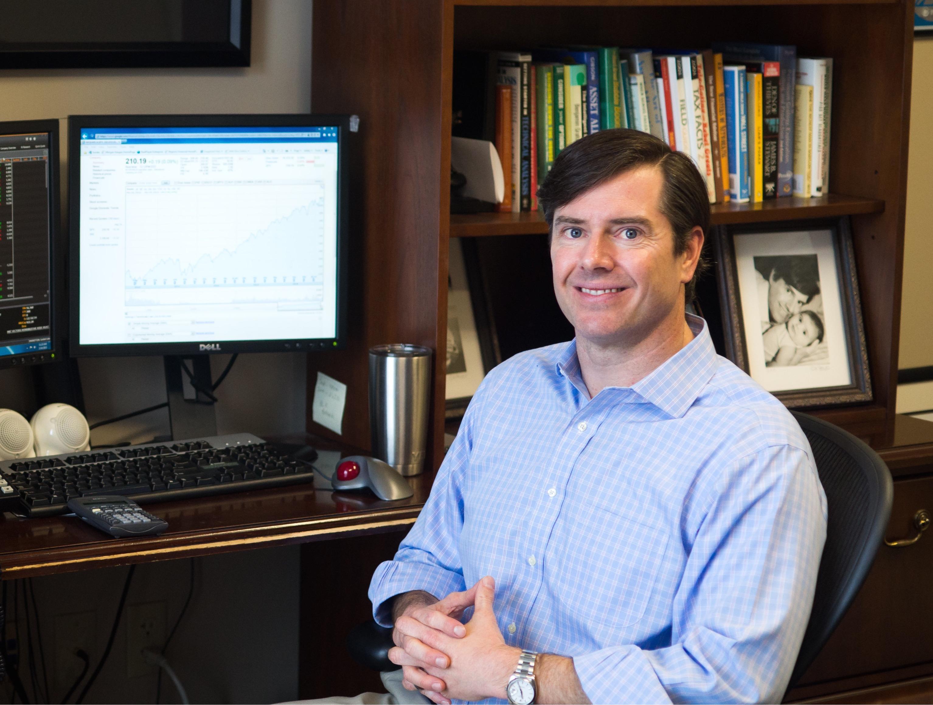Stephen Griner, financial advisor Jackson MS