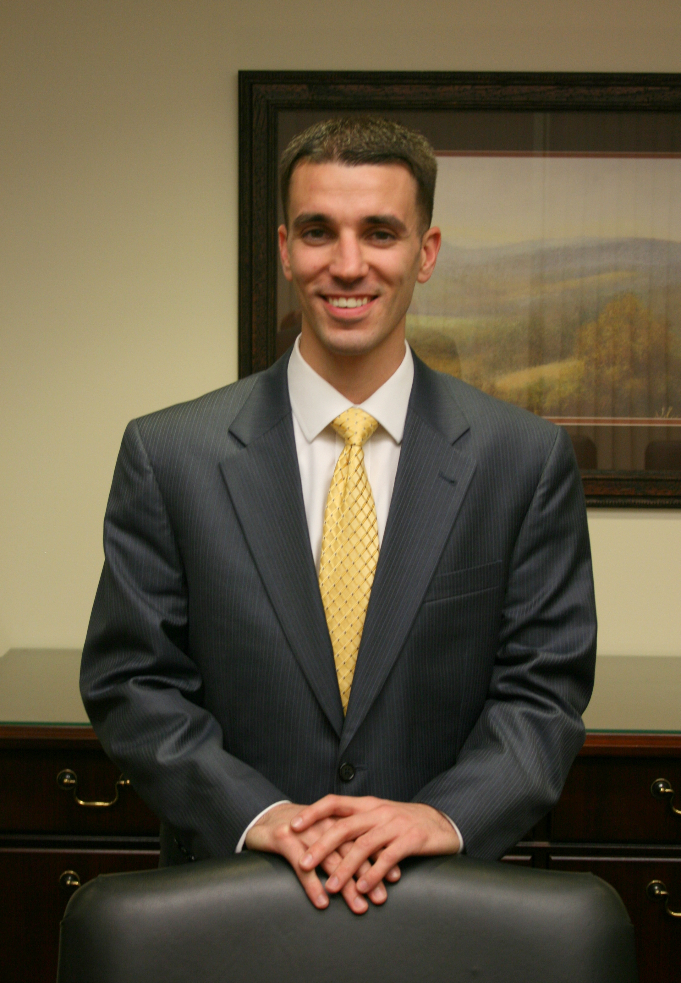 Michael Ryan, financial advisor Auburn NH