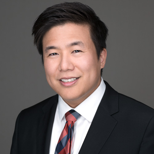 Peter Paik, financial advisor Ontario CA