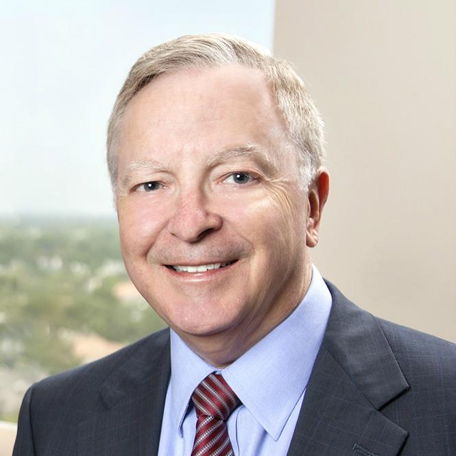 J. Harold Williams, CPA, PFS, CFP®, financial advisor Houston TX