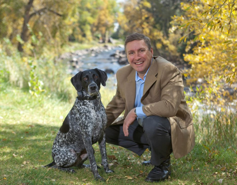 Mark Ballenger II, financial advisor Boulder CO