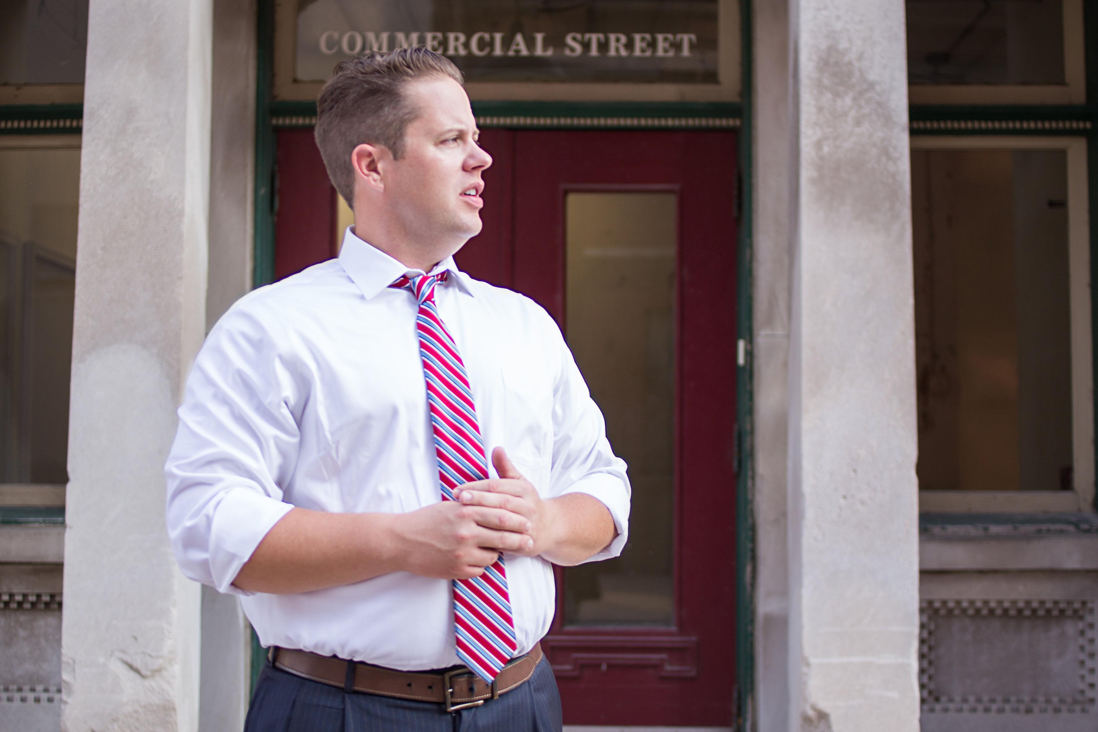 Rockie Zeigler III, CFP®, financial advisor Peoria  IL