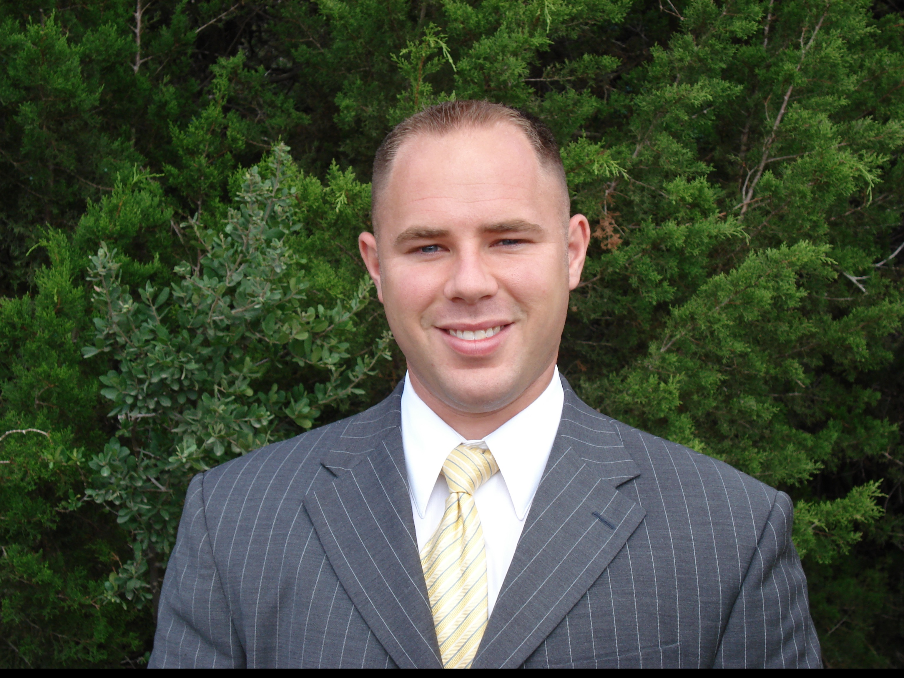 Christopher Moore, financial advisor Brenham TX