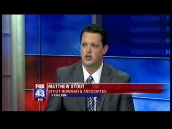 Matthew Stout, financial advisor York PA