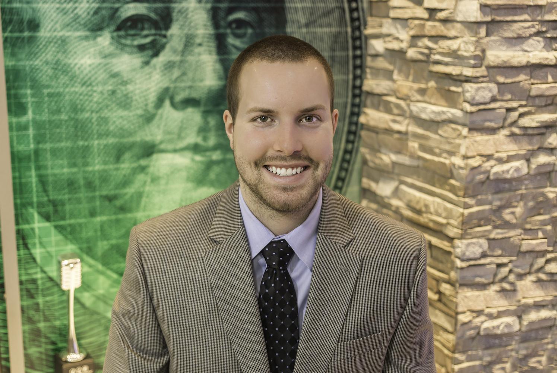 Parker Holland, financial advisor Apex NC