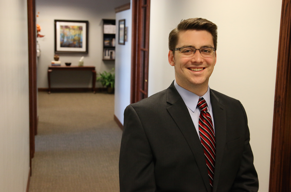 Alexander Hunt, financial advisor Appleton WI