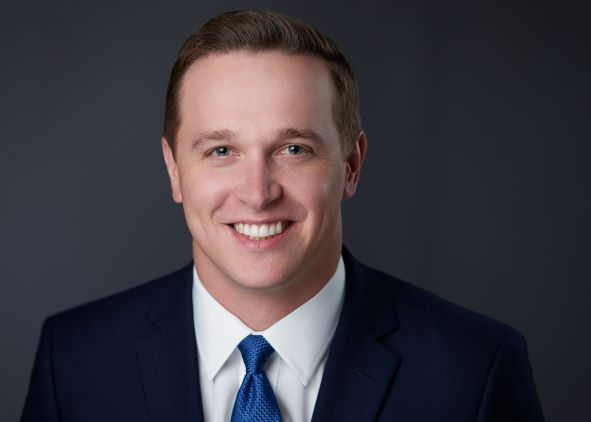 Zachary Welborn, financial advisor Houston TX