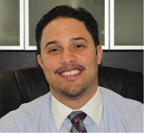 Jaime Quinones, financial advisor Fords NJ