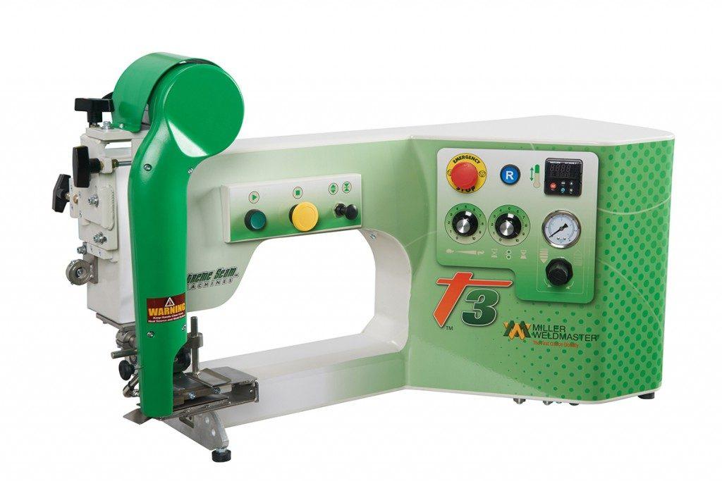 T3 Extreme Banner Welding Machine