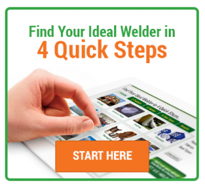 "Miller Weldmaster ""Find Your Ideal Welder"" Popup"