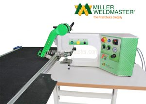 T3 Extreme Banner Welding Machine Conveyor