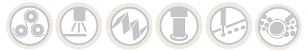 welding and sewing capabilities icons