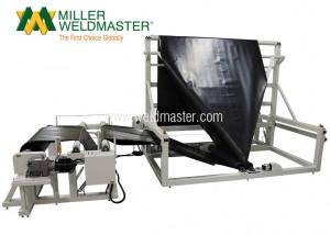 M-100 Folding Welding Machine