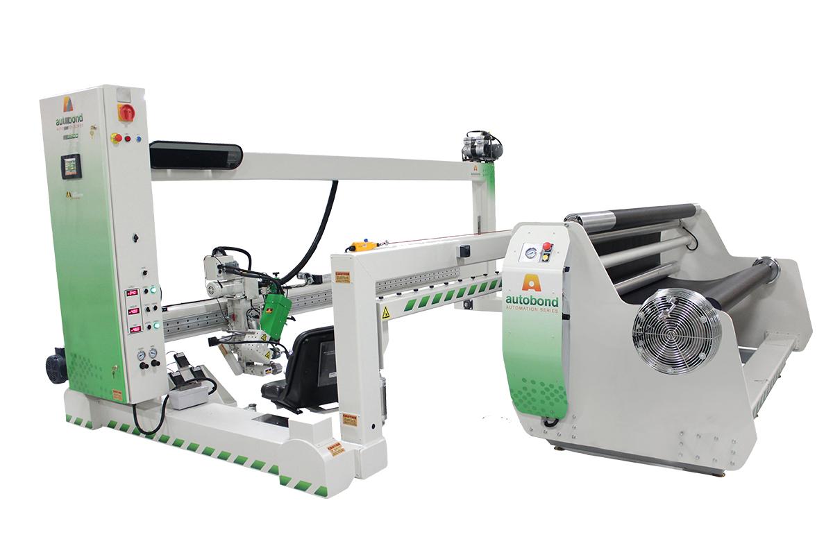 TG3600 Geomembrane Welding Machine Series