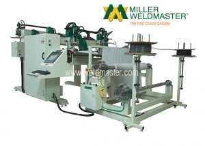 M100 Single Panel Welder Alternate View