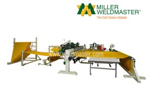 Moduline Ducting Welding Machine